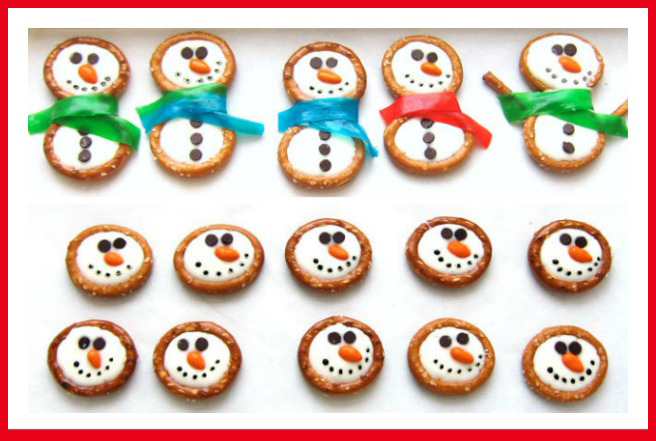 25 Easy Christmas Treats To Make With Your Kids It S Always Autumn