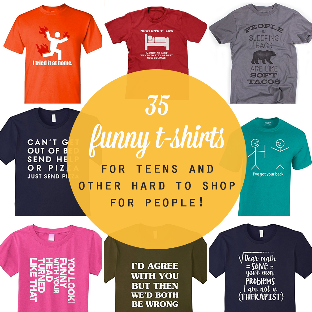 Funniest Tees Ever