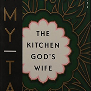 The Kitchen God\'s Wife book cover