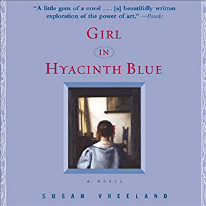 Girl in Hyacinth Blue book cover