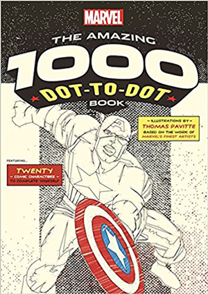 The amazing 1000 dot to dot book