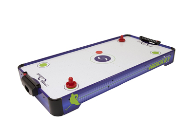 Table size air hockey gift for 13 year old boy