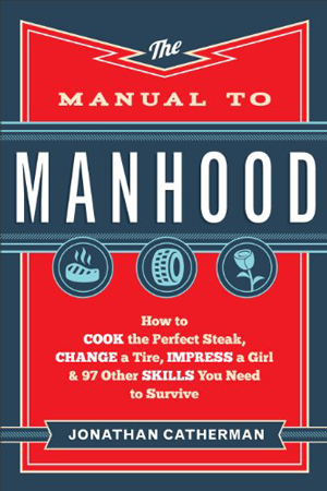 The Manual to Manhood book cover