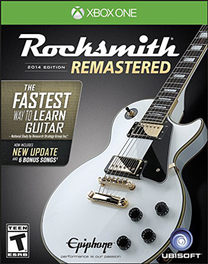 Rocksmith game, fastest way to learn guitar, gift idea for boys