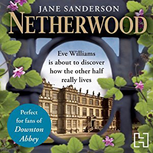 Netherwood book cover, large manor house