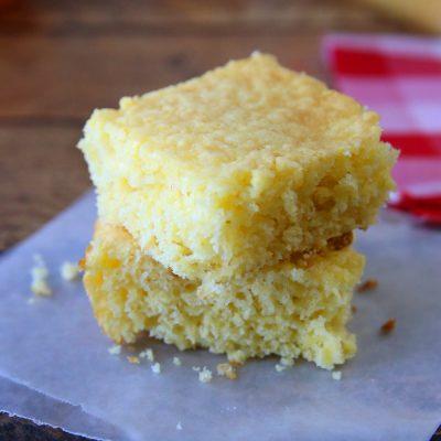 Quick + easy sweet Jiffy cornbread recipe everyone will love!