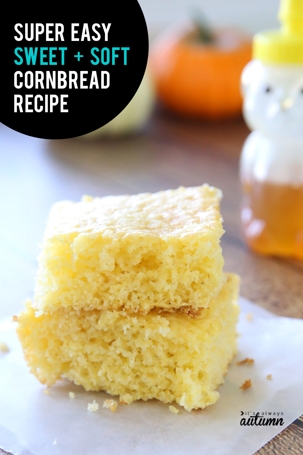 You've got to try this Jiffy cornbread mix hack for sweet, soft cornbread! Easy Jiffy cornbread recipe.