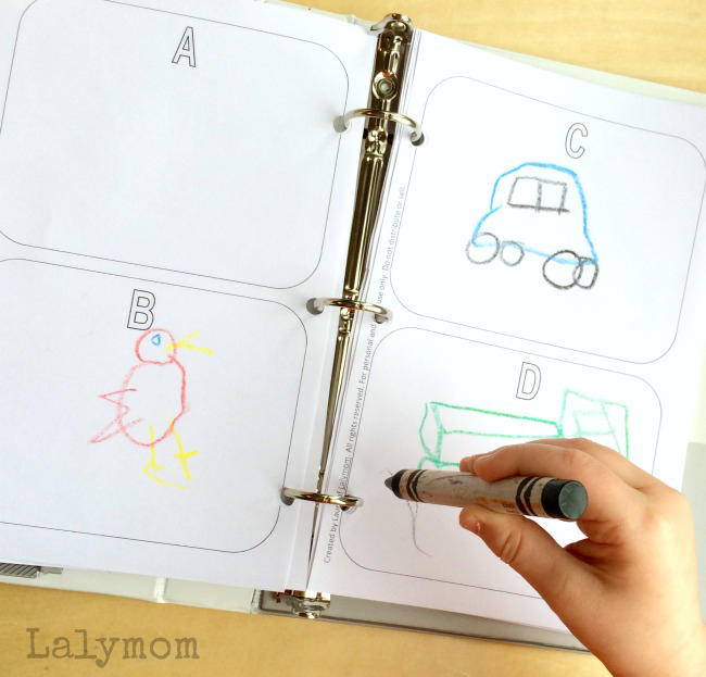 Printable alphabet coloring pages | Best ideas for road trips with kids
