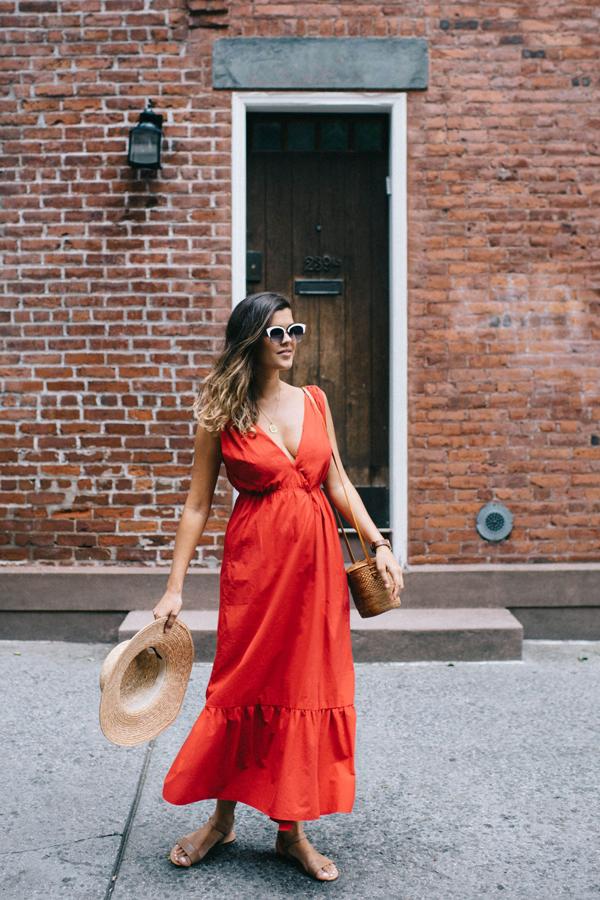 27 free maxi dress patterns and tutorials