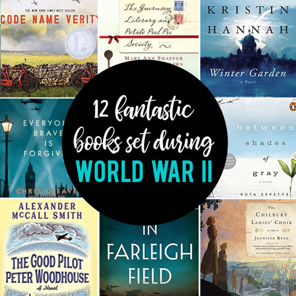 12 fantastic books set during WW2