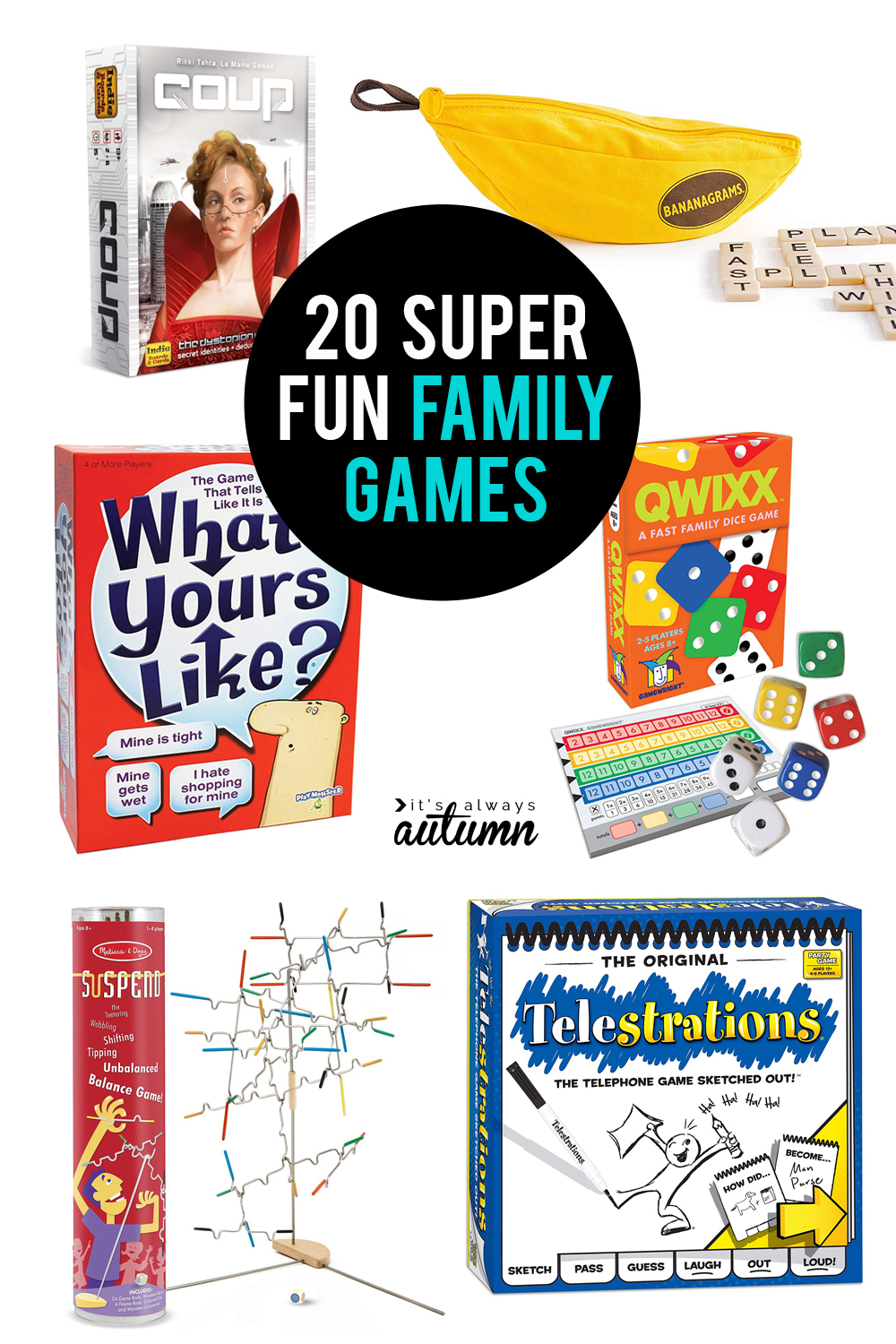 20 best family board games you won't get tired of playing!