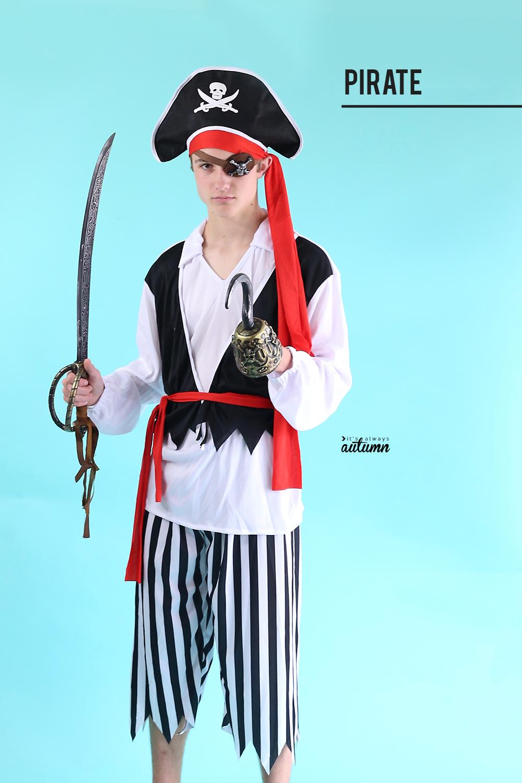 10 fantastic Halloween costumes for teen boys