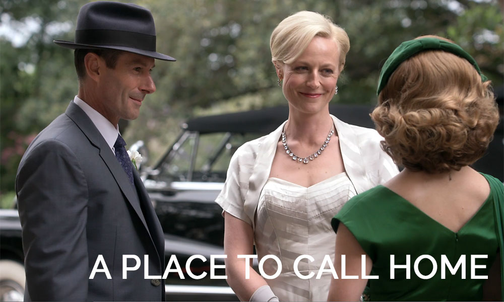 Marta Dusseldorp in A Place to Call Home