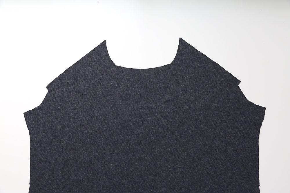 Shirt front piece