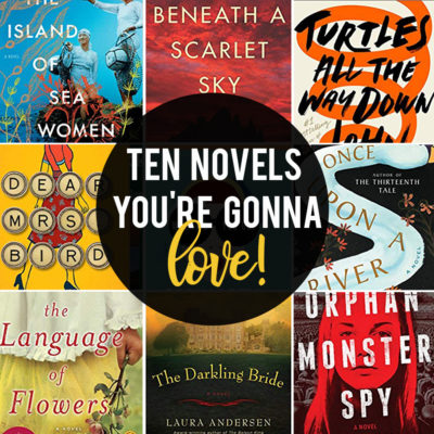 10 more books you're gonna love
