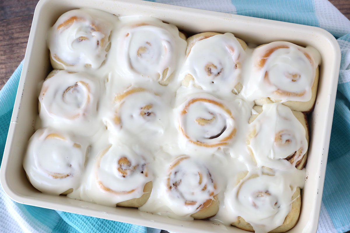 The best cinnamon roll recipe