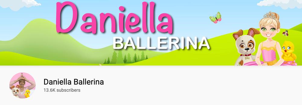 Free online ballet class for kids