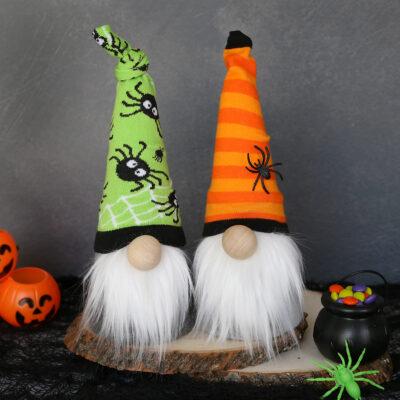 How to make Halloween Sock Gnomes