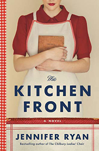 Book Cover for The Kitchen Front by Jennifer Ryan