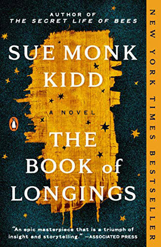 Book Cover for The Book of Longings by Sue Monk Kidd