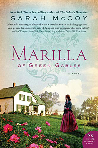 Book Cover for Marilla of Green Gables by Sarah McCoy