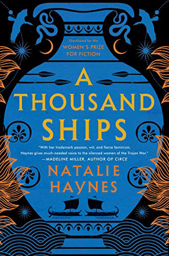 Book Cover for A Thousand Ships by Natalie Haynes
