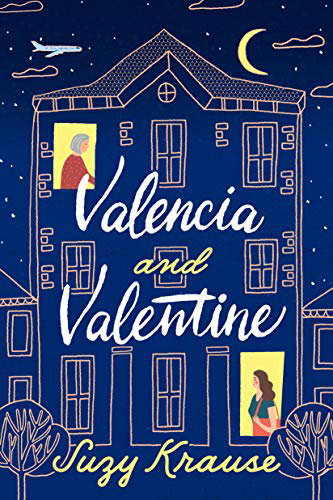 Book Cover for Valencia and Valentine by Suzy Krause
