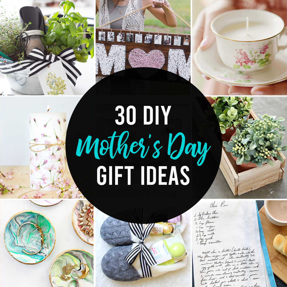 30 Easy DIY Mother's Day gifts that Mom actually wants   It's ...