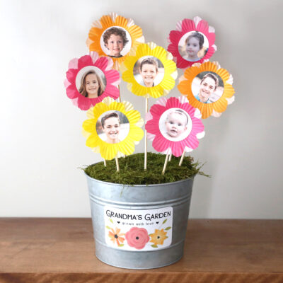 Grandma's Garden Craft