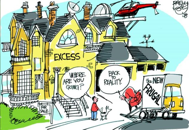 Bagley Excess Frugality House