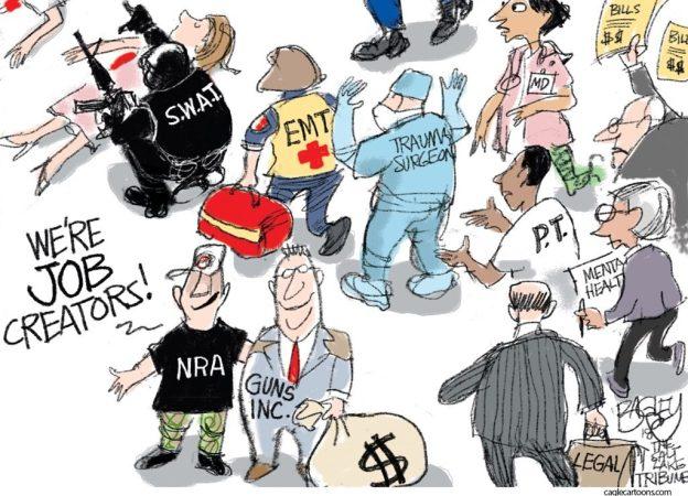 Bagley Guns Job Creators