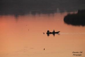 Pêcheurs matinaux