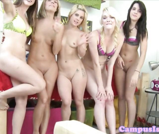 College Girls Wild Sex Party