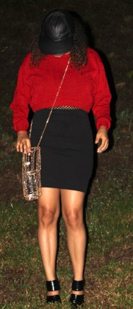 nasty gal, leather, chain, water bottle holder, booties, ootd