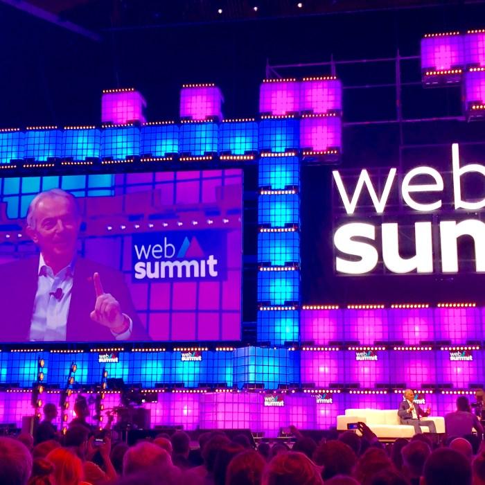 Web Summit 2018: It's a rep!