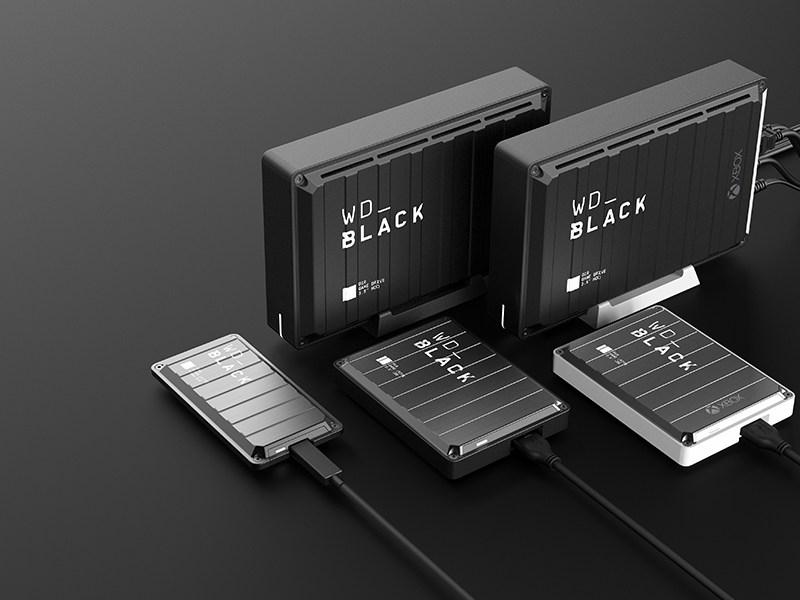 Western Digital introduceert nieuwe WD_Black opslagoplossingen voor gamers