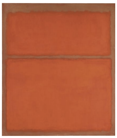 Mark Rothko, Untitled (1961)
