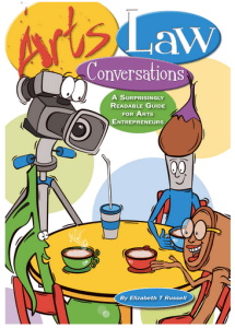 Arts Law Conversations
