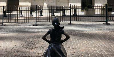 Fearless Girl, Public Art, Wall Street, Center for Art Law