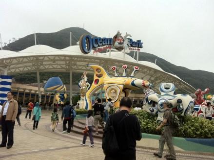 Hong Kong Ocean Park