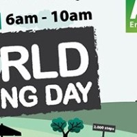 PUTRAJAYA EVENT : WORLD WALKING DAY BY NESTLE