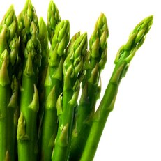 Calories: 27 per cup Asparagus is traditionally known as a detoxifying food, because it contains high levels of an amino acid that act as a diuretic, flushing excess fluid out of your system. It also helps speed the metabolism of alcohol and other toxins (it's a surprising hangover remedy). Asparagus is also a powerhouse of vitamins and minerals, including vitamins A, C, E, and K, B6, folate, iron, copper, and even protein. We love the tender shoots in their most natural form, raw and tossed into salads, or steamed.