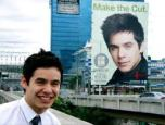 David on Billboard Manila