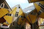Cubic Houses (Kubus woningen) ( Rotterdam , Netherlands )