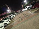 There line up nicely in front of the Palace Of Justice, Presint 3, Putrajaya