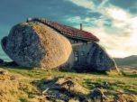 Stone House ( Guimarães , Portugal )