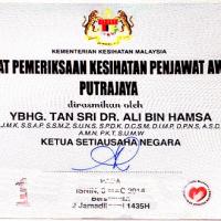 Happening@Putrajaya : Public Servants Health Screening Center