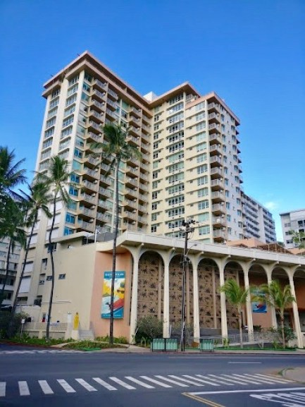 honolulu waikiki hawaii hotel review queen kapiolani exterior