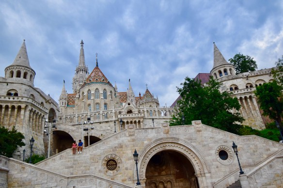 budapest hungary europe buda castle fisherman bastion