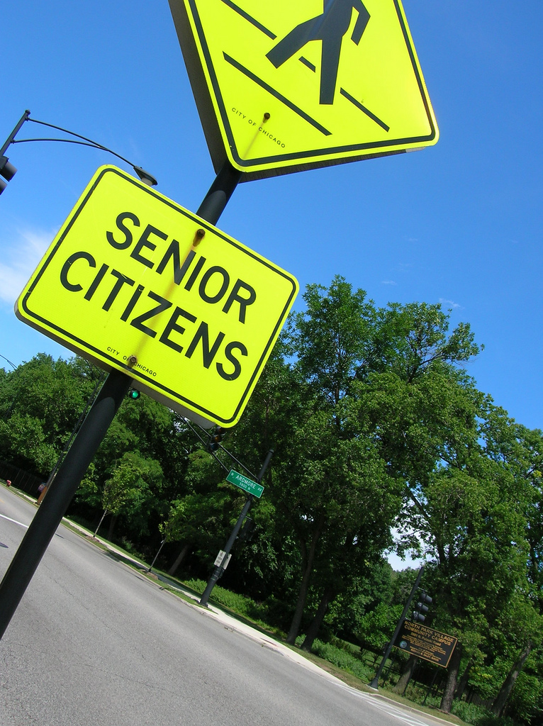 senior citizens photo